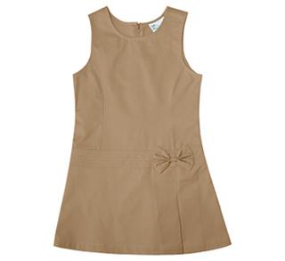 Girls Zig-Zag Jumper-Classroom School Uniforms
