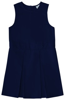 Girls Kick Pleat Jumper-