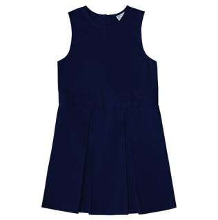 Classroom School Uniforms Hospitality Girls Girls Plus Kick Pleat Jumper-Classroom School Uniforms