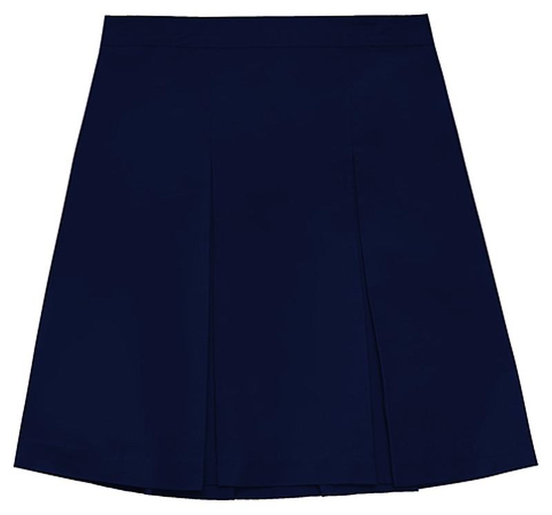 e25cbbd740 Buy Juniors Kick Pleat Skirt - Classroom School Uniforms Online at ...
