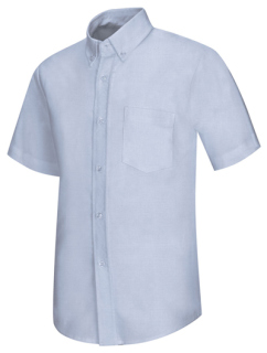 Boy Husky S/S Oxford Shirt-Classroom School Uniforms