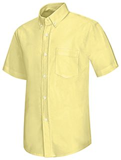 Boys Short Sleeve Oxford-Classroom School Uniforms