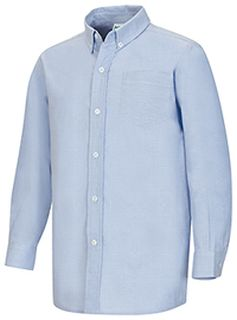 Boys Long Sleeve Oxford-Classroom School Uniforms