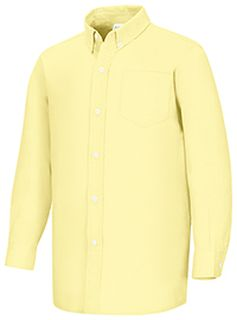 Boys Long Sleeve Husky Oxford-