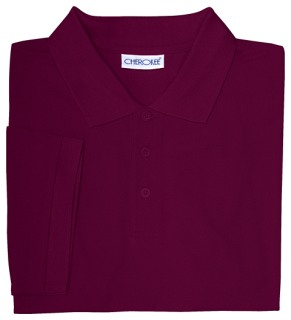 Adult Unisex Short Sleeve Pique Polo-Classroom School Uniforms