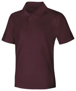 Classroom School Uniforms Hospitality Unisex Youth Unisex Moisture-Wicking Polo Shirt-Classroom School Uniforms
