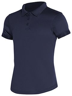 Junior S/S Polo Moisture Wicking-Classroom School Uniforms