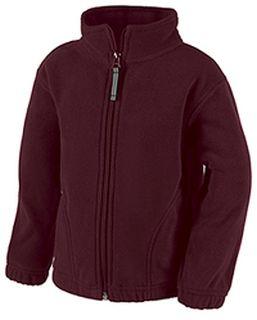 Toddler Zip Front Jacket-Classroom School Uniforms