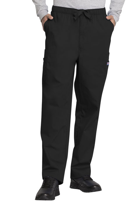 4000 Mens Fly Front Cargo Pant-
