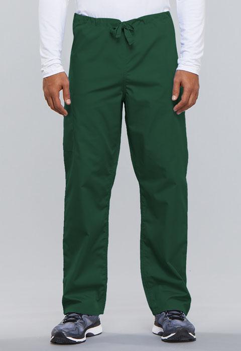 Unisex Drawstring Cargo Pant-Cherokee Workwear