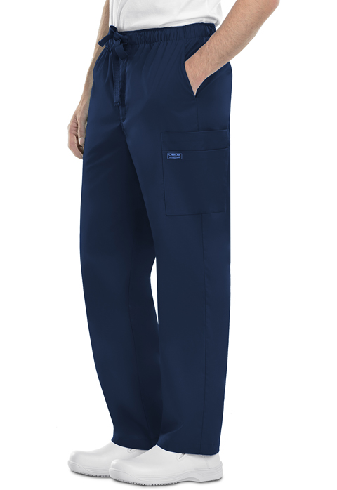 4243 Mens Drawstring Cargo Pant-Cherokee Workwear