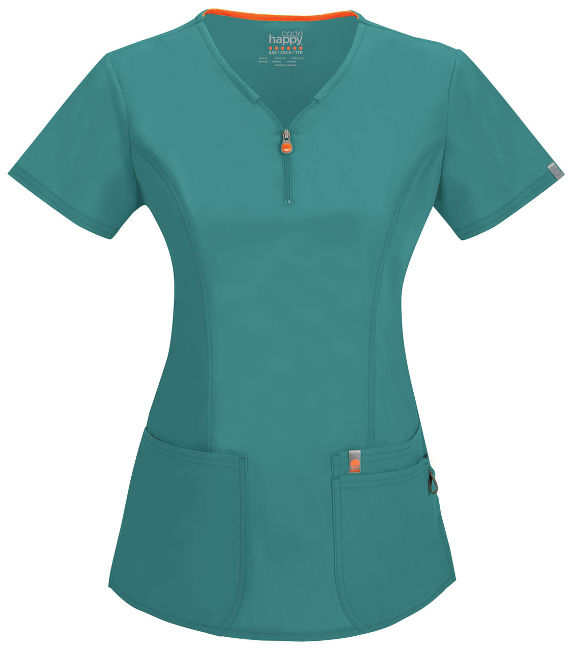 DEAL - Bliss Zipper Top - Antimicrobial-