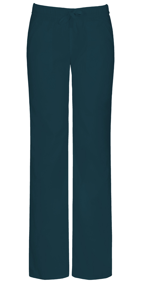 Dickies Signature Ladies Low Rise Elastic/Draw Pant - 82212A-