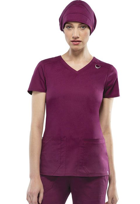 c13ba176222 Buy 85948A V-Neck Top - Dickies Medical Online at Best price - PA