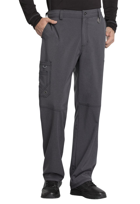 Cherokee Scrub Men/'s Fly Front Pant CK200A OLPS Olive Free Shipping
