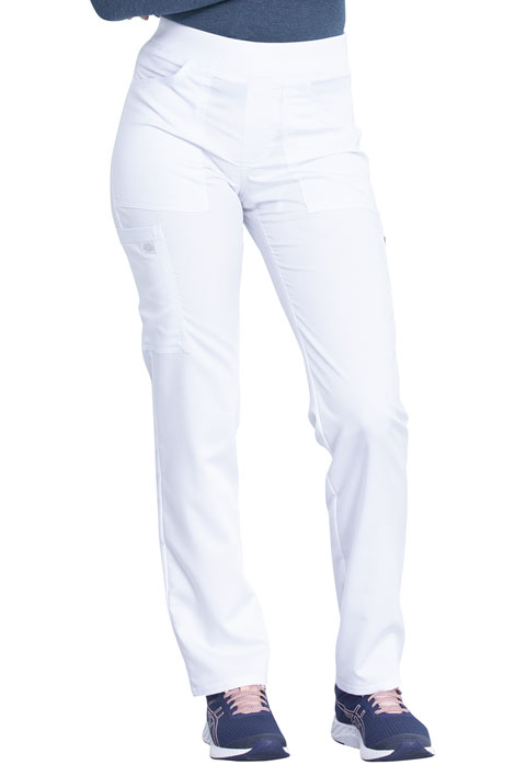 DK135 Mid Rise Tapered Leg Pull-on Pant-Dickies