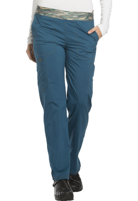 Essence Ladies Mid Rise Pull-on Pant - Dickies DK140-