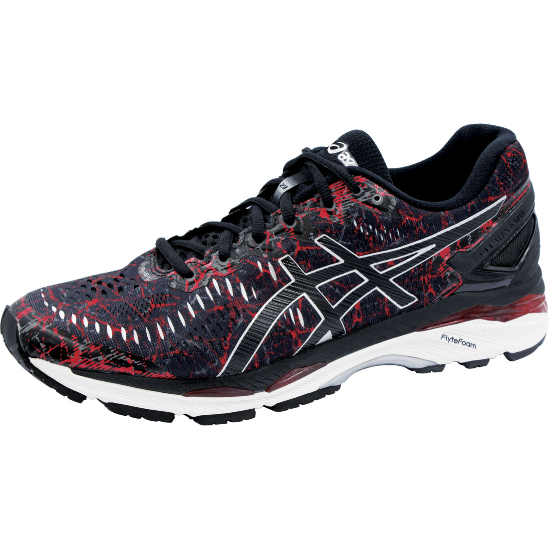 Asics Men's Kayano Premium Athletic Shoe-Asics