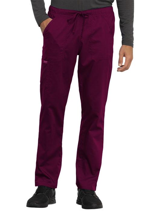 Unisex Tapered Leg Drawstring Pant-Cherokee Workwear
