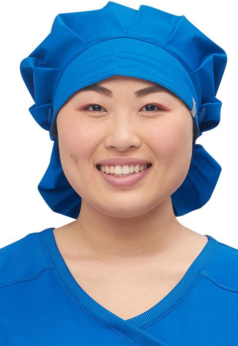 TU Embroidered Bouffant Scrub Hat -Raley Scrubs