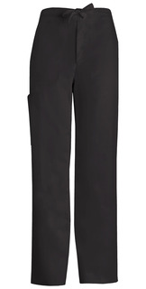 Cherokee Luxe Men's Fly Front Drawstring Scrub Pant-Cherokee Medical