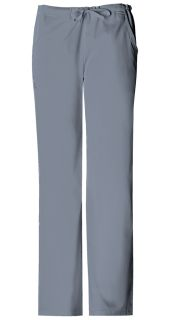 Low Rise Straight Leg Drawstring Pant-Cherokee Medical