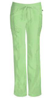 1123A Low Rise Straight Leg Drawstring Pant-