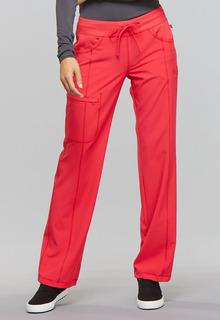 Low Rise Straight Leg Drawstring Pant-Cherokee Uniforms