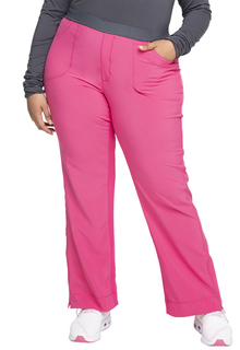 Infinity Low Rise Ladies Slim Pull-On Pant - 1124A-Cherokee Medical