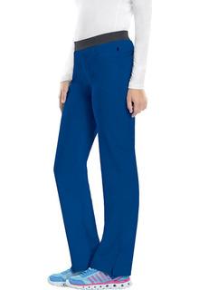 Cherokee Womens Low Rise Slim Pull-On Scrub Pants