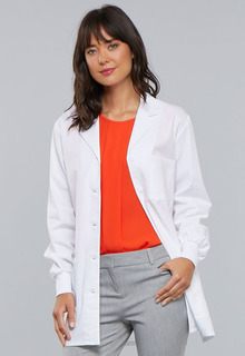 "Cherokee 32"" Knit Cuff Lab Coat-Cherokee Medical"