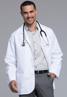 "MED-MA-31"" Men's Consultation Lab Coat-Med-Man"