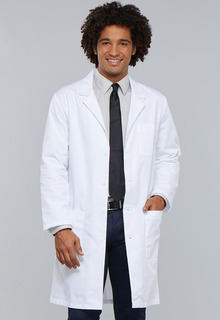 "Cherokee Medical Medical Professional Whites 1446 40"" Unisex Lab Coat-Cherokee Medical"