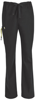 Cherokee Men's Drawstring Cargo Pant-Code Happy