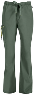 DEAL - Men's Drawstring Cargo Pant - Antimicrobial-Code Happy