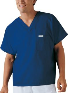 Unisex V-Neck Top-Cherokee Medical