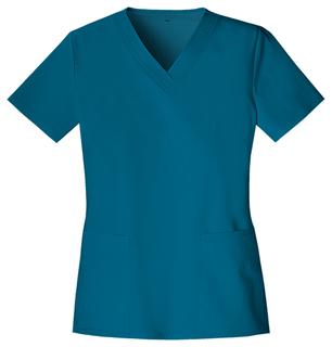 V-Neck Top-Cherokee Medical