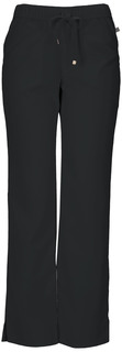 """Drawn To You"" Low Rise Drawstring Pant-"