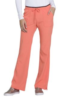 Heartsoul Break On Through Medical 20110 Low Rise Drawstring Pant-Heartsoul