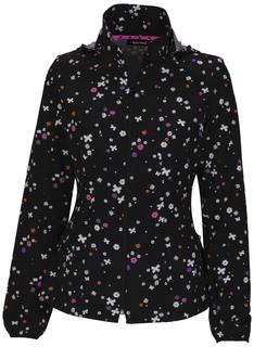 HeartSoul Fashion Prints Women's Warm-Up Jacket