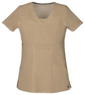 """Serenity"" V-Neck Top-HeartSoul"