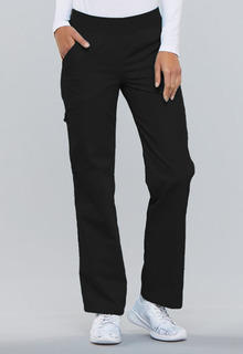 2085 Mid-Rise Knit Waist Pull-On Pant