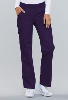 2085 Mid-Rise Knit Waist Pull-On Pant-