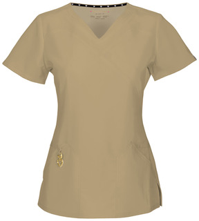 20972A V-Neck Top-Heartsoul