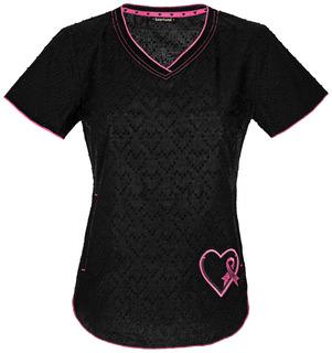 """""""Girls Love Pink"""" V-Neck Top"""
