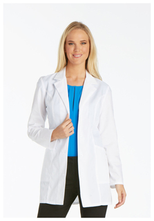 "Cherokee Fashion Whites 32"" Notched  Lab Coat-Cherokee Medical"