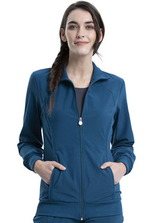 Zip Front Jacket-
