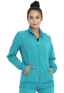 Infinity Zip Front Warm-Up - Antimicrobial-