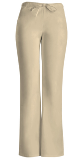 Low Rise Moderate Flare Drawstring Pant-Cherokee Workwear