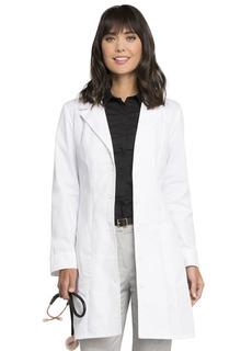 "Cherokee 36"" Stylish 2 Pocket Lab Coat-Cherokee Medical"